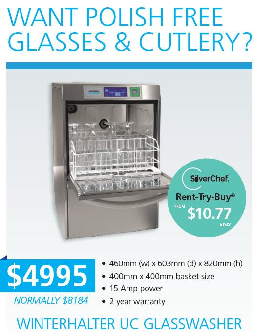 special catering dishwasher