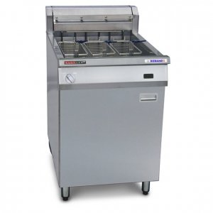 AF813 Freestand Elec Fryer with baskets
